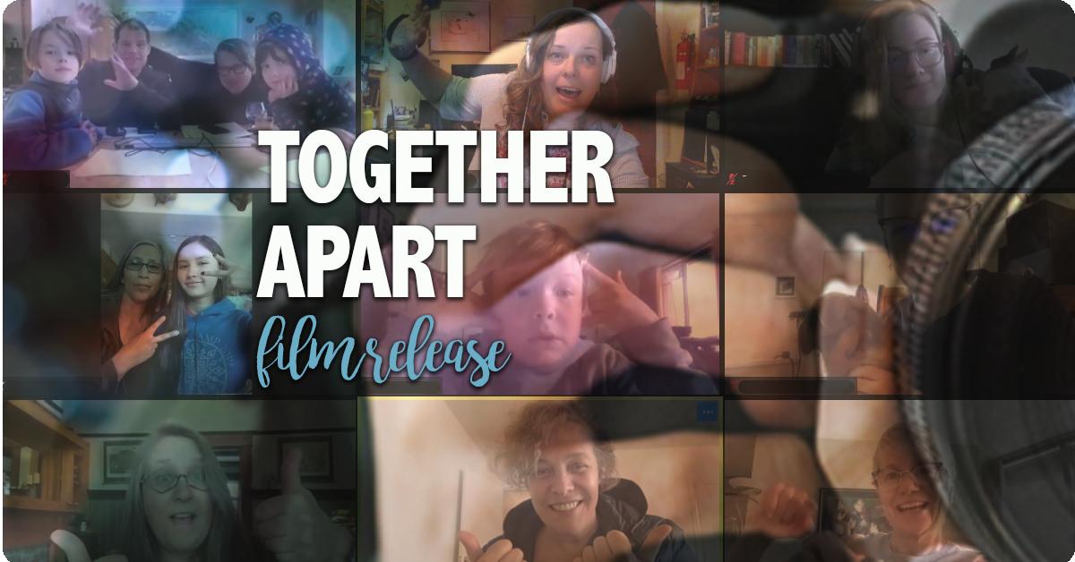 Together Apart poster
